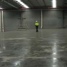The CABAC facility at Seven Hills recently completed utilising a formula floors approach to the internal slab on ground