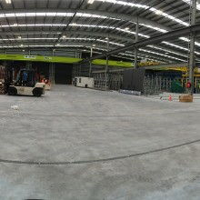 Metroglass - Largest glass manufacturing facility in New Zealand