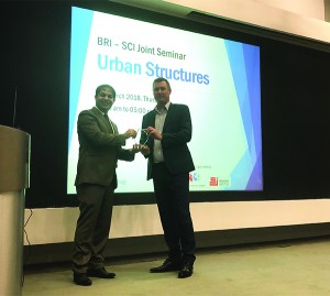 urban structures seminar